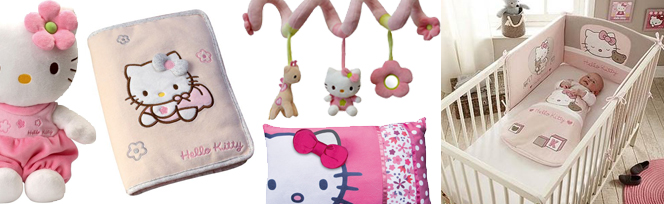 chambre bb hello kitty - Decoration Hello Kitty Chambre