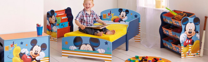 Chambre Mickey Mouse Disney
