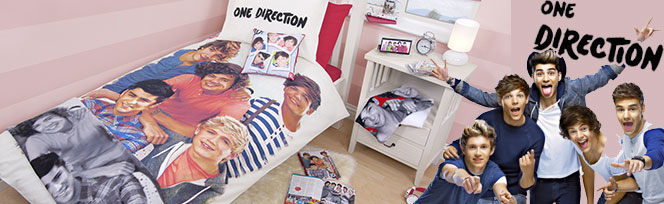 Chambre enfant One Direction