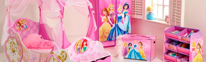 chambre princesses disney - Decoration Chambre Princesse