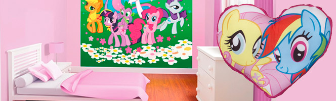 Chambre enfant My Little Pony