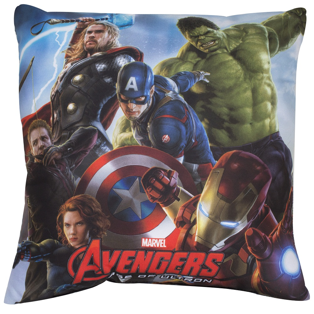 Coussin Avengers Age Of Ultron Marvel