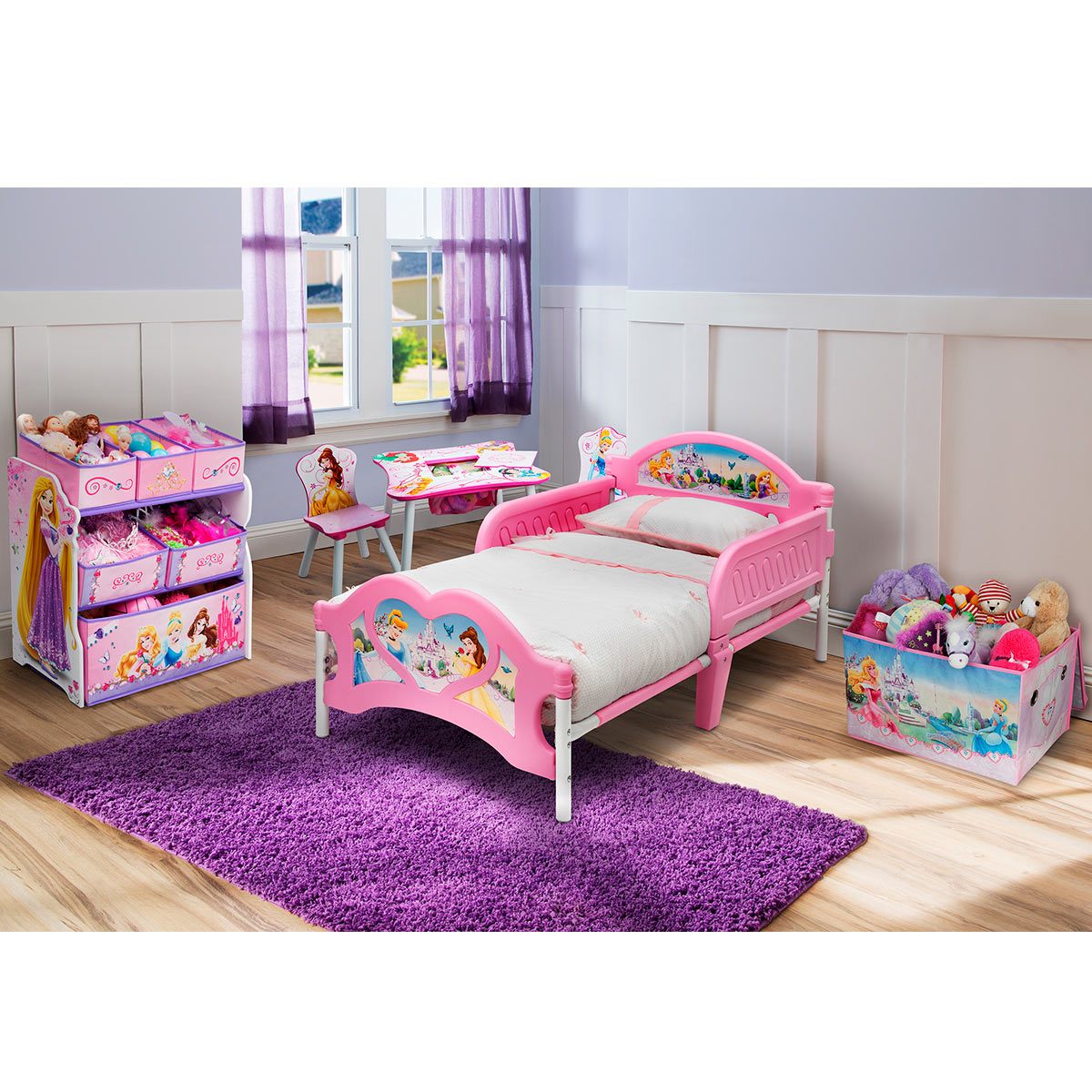 chambre princesse disney chambre princesse disney delta. Black Bedroom Furniture Sets. Home Design Ideas