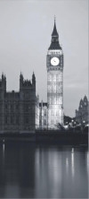 London, paper photo mural, 90x202 cm, 1 part