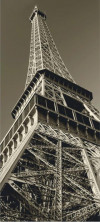 Eiffel, paper photo mural, 90x202 cm, 1 part
