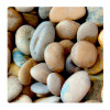 Stones, Photo pour accrocher au mur faite en plexiglass 29 x 29 cm