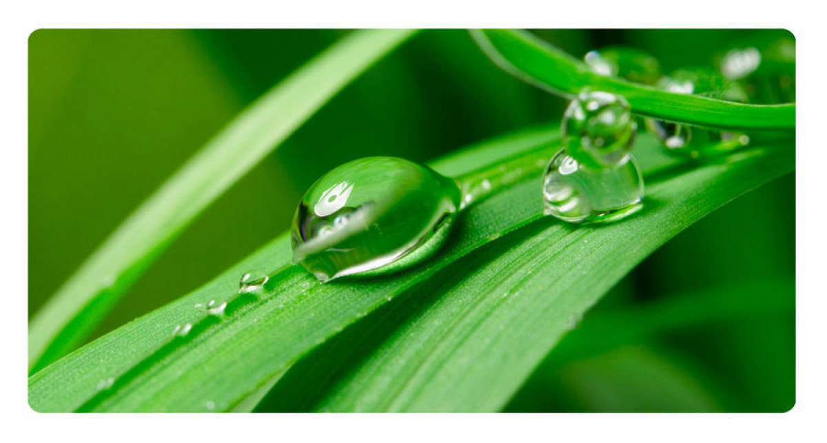 Water drop, Photo pour accrocher au mur faite en plexiglass 29 x 55 cm horizontal