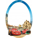 Miroir Flash McQueen Cars Disney