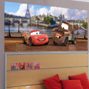Poster géant Cars Paris Disney 202X90 CM