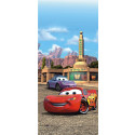 Poster porte Monument Valley Cars Disney 90X202 CM