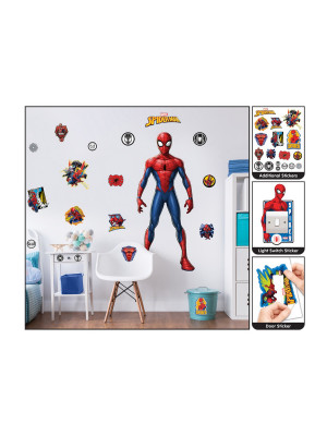 Sticker Géant Spider-man Home Coming Marvel 121 CM