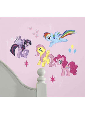 8 Stickers My Little Pony
