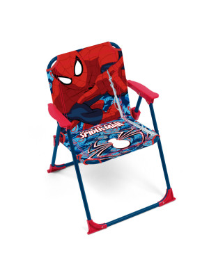 Chaise pliante Spiderman Marvel