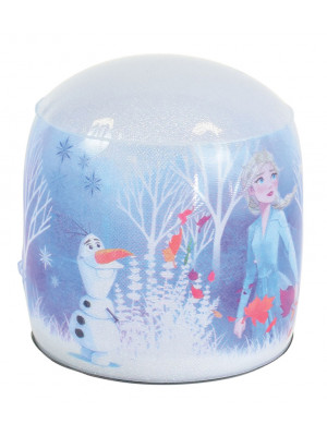 Lanterne gonflable LED Reine des neiges 2