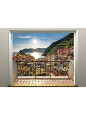 Vernazza Photo murale - 368 x 254 cm