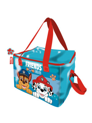 Sac isotherme 22.5x15x16.5cm de NICKELODEON-Paw Patrol