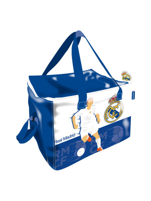 Sac isotherme 30x22x25cm de CLUBS-Real Madrid CF