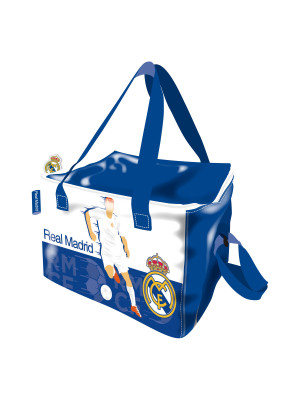 Sac isotherme 22.5x15x16.5cm de CLUBS-Real Madrid CF