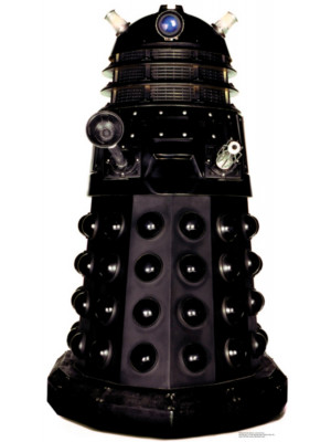Figurine en carton  DOCTOR WHO  Dalek Sec  162  cm