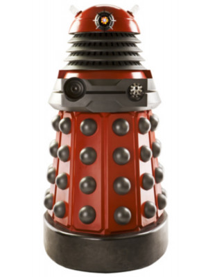 Figurine en carton  DOCTOR WHO Dalek Drone (Rouge)  182  cm