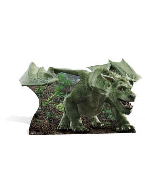 Figurine en carton  DisneyElliot film Peter et Elliot le Dragon  95  cm