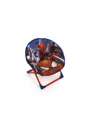 Chaise en forme de lune 50x50x50cm de MARVEL-Spiderman