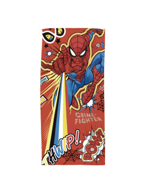 Serviette de Microfibre 70x140cm de MARVEL-Spiderman