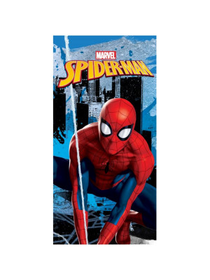 Serviette de bain Spiderman Disney Marvel 70x140cm