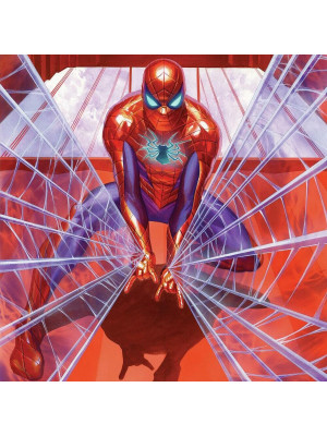 Toile Murale Marvel Alex Ross Spiderman
