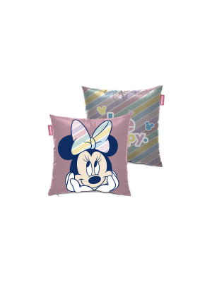 Coussin 40x40cm de DISNEY-Minnie