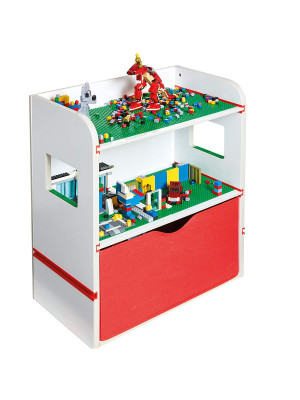 Table de chevet compatible Lego