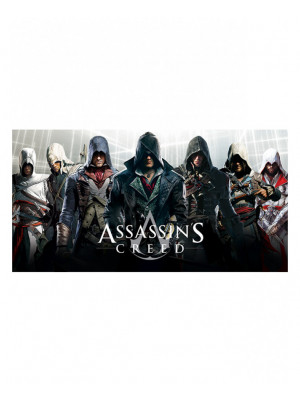 Serviette de bain Assassins Creed Legends 100% coton