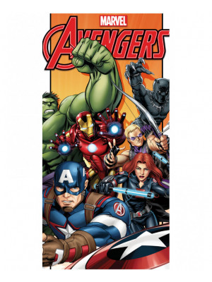 Serviette de bain Avengers Battle Marvel