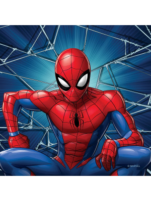 Coussin - Disney Marvel Spiderman - 40 cm x 40 m