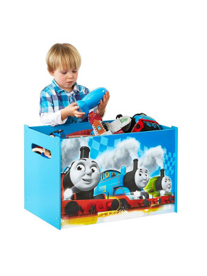Coffre à jouets Thomas le Train