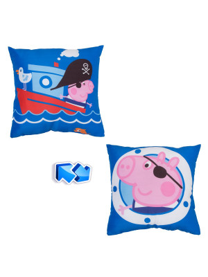 Coussin Carré George Peppa pig