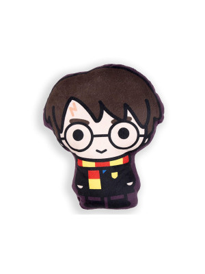 Coussin Peluche Forme Personnage Harry Potter 35.5 x 29.5 cm