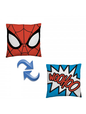 Coussin carré ultimate Spiderman Marvel 40X40 cm