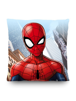 Coussin carré double face Spiderman Marvel 45X45 cm