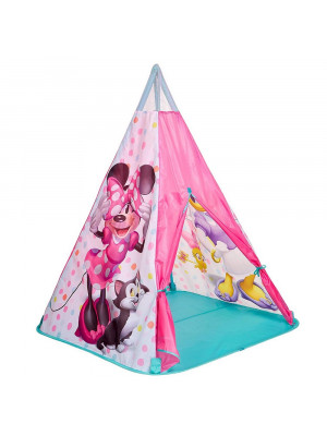 Tente de jeux Tipi fille Minnie et Daisy Minnie Mouse Disney