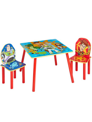 Ensemble table et 2 chaises Toy Story Disney