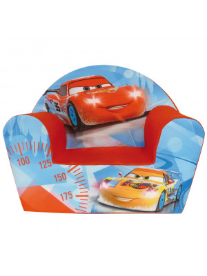 Fauteuil Club Cars Disney Ice Racing