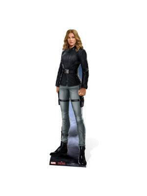 Figurine en carton Agent 13 Marvel Civil War