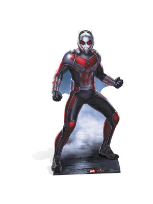 Figurine en carton Antman Marvel Civil War H 178 CM