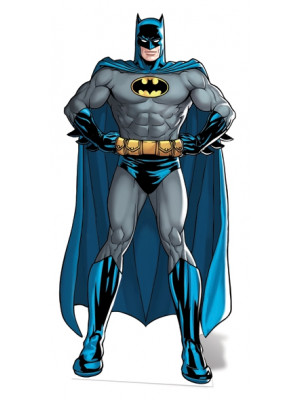 Figurine en carton Batman DC Comics
