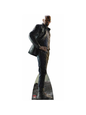 Figurine en carton Nick Fury Movie Marvel