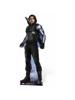 Figurine en carton Winter soldier Marvel Civil War