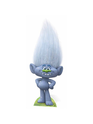 Figurine en carton Trolls Guy