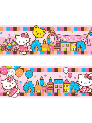 Frise Carnaval Hello Kitty