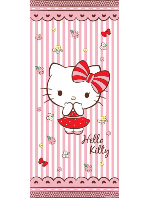 Poster porte Hello Kitty Japon Sanrio